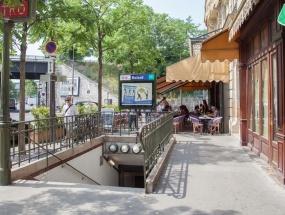 Station de métro Balard