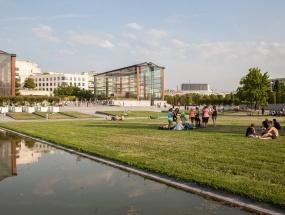 Le parc André Citroën